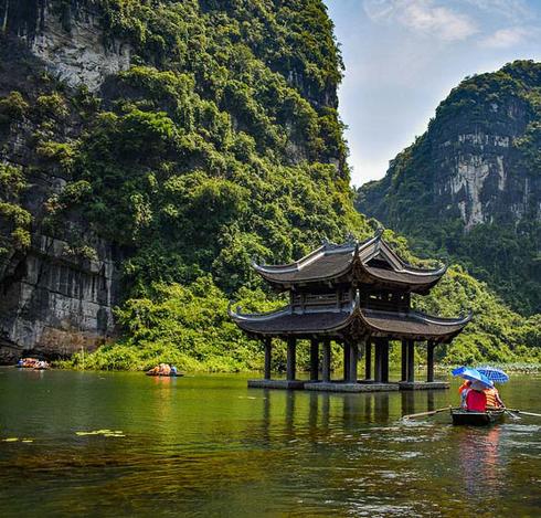 Excursions à Trang An et Bai Dinh