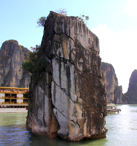 Splendeurs du nord au sud vietnamien